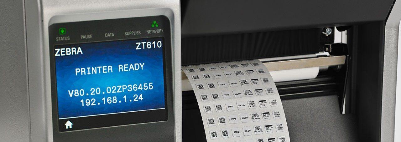 条码打印机打印不清晰,怎么回事?
